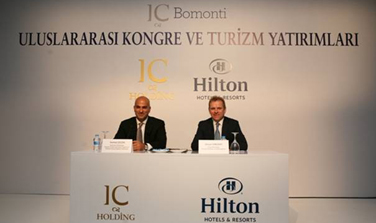 Contracts have been signed for Bomonti Hotel and Congress Center ...