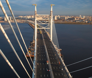 ST. PETERSBURG, HIGH SPEED DIAMETER ST. PETERSBURG, HIGH SPEED DIAMETER