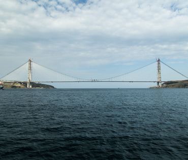 İSTANBUL 3RD BOSPHORUS BRIDGE AND NORTHERN MARMARA HIGHWAY PROJECT  3RD BOSPHORUS BRIDGE