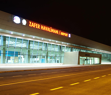 ZAFER REGIONAL AIRPORT THE INTERNATIONAL ZAFER REGIONAL AIRPORT