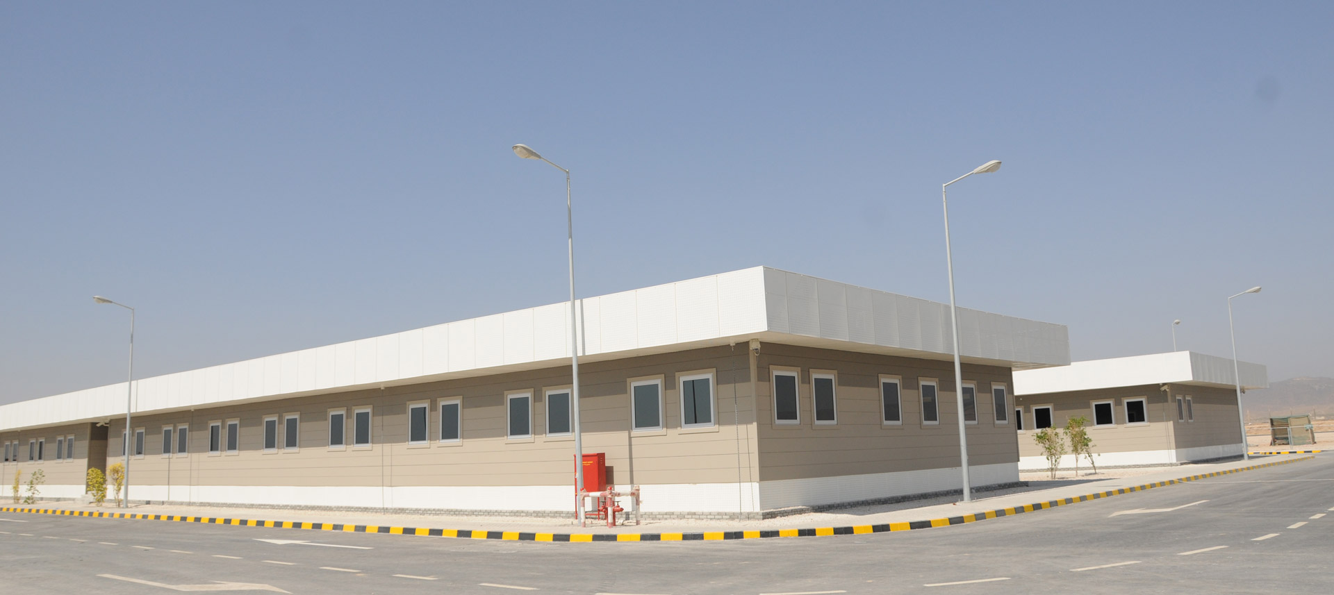 FIELD OFFICE  SALALAH AIRPORT PROJECT ENGINEERING FIELD OFFICE / UMMAN
